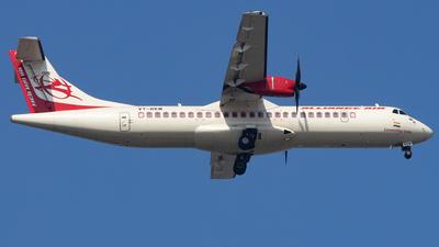 A picture of VTRKM - ATR 72600 - Alliance Air - © Janam Parikh