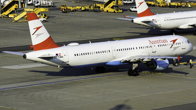 OE-LBD - Airbus A321-211 - Austrian Airlines