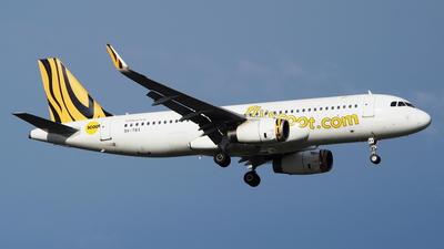 9V-TRX - Airbus A320-232 - Scoot