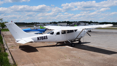 N78AS - Cessna T206H Turbo Stationair - Private