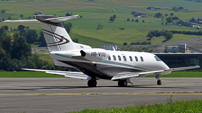 HB-VUU - Pilatus PC-24 - Pilatus Aircraft