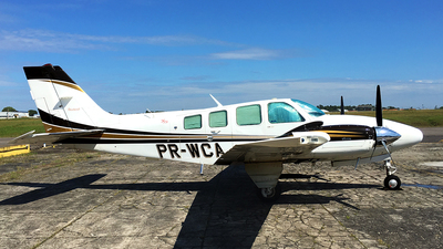 PR-WCA - Beechcraft 58 Baron - Private