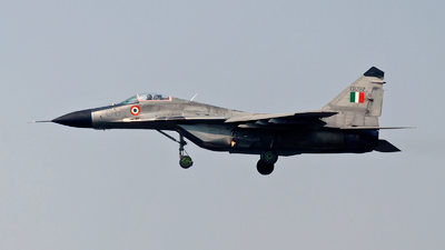 KB722 - Mikoyan-Gurevich MiG-29B Fulcrum - India - Air Force