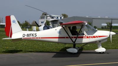 A picture of DMFKS - Ikarus C42 - [] - © Daniel Schwinn