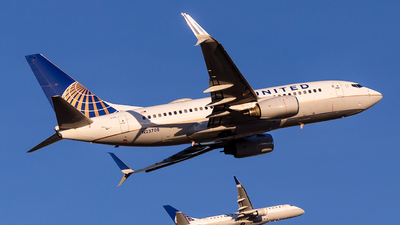 A picture of N23708 - Boeing 737724 - United Airlines - © Houstoniahspotter