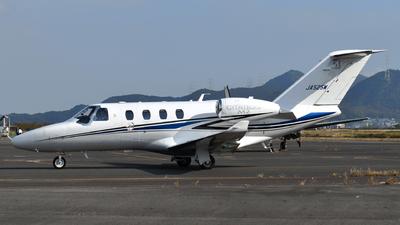 JA525M - Cessna Citation M2 - Private