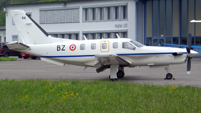 94 - Socata TBM-700 - France - Air Force