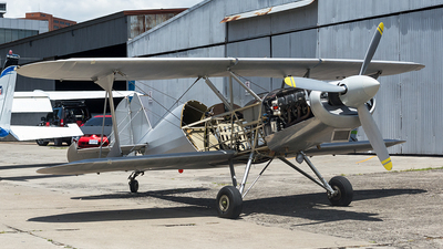 TG-WWW - Acro Duster Acroduster II SA750 - Private