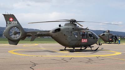 T-358 - Eurocopter EC 635P2 - Switzerland - Air Force