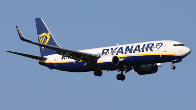9H-QAZ - Boeing 737-8AS - Ryanair (Malta Air)
