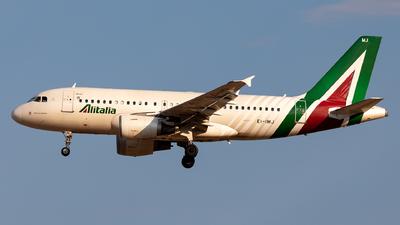 A picture of EIIMJ - Airbus A319112 - Italia Trasporto Aereo - © Sebastian Sowa