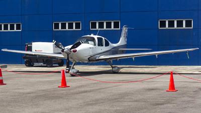 N555VG - Cirrus SR22-X - Private