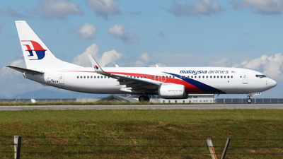 A picture of 9MMXW - Boeing 7378H6 - Malaysia Airlines - © Vicknesh PS