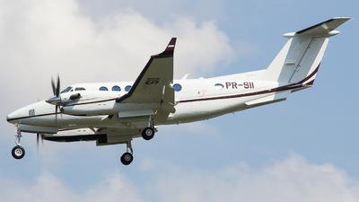 PR-SII - Beechcraft B300 King Air 350i - Companhia Vale De Rio Doce