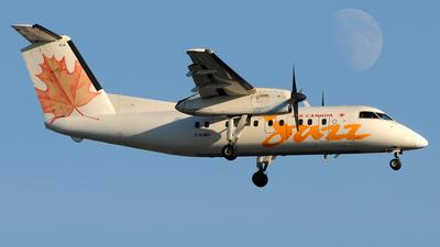 A picture of CGJMO - De Havilland Canada Dash 8100 - [079] - © FOKKER AIRCRAFT