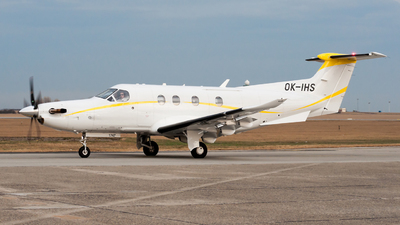 OK-IHS - Pilatus PC-12/47E - Private