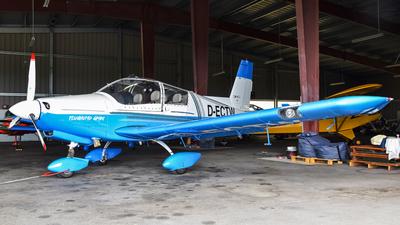 D-ECTW - Zlin 143L - Private