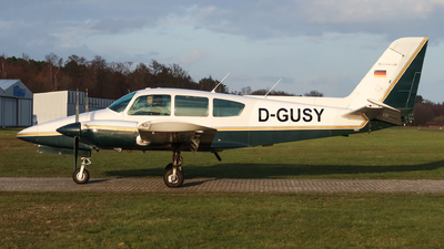 D-GUSY - Gulfstream GA-7 Cougar - Private