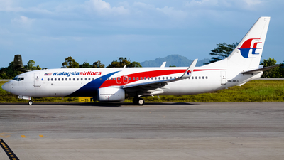 A picture of 9MMLQ - Boeing 7378H6 - Malaysia Airlines - © kchavgeek96