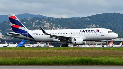 PR-TYG - Airbus A320-214 - LATAM Airlines
