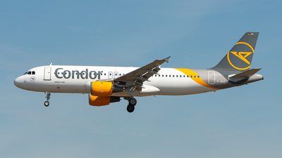 A picture of DAICC - Airbus A320212 - Condor - © Sebastian K