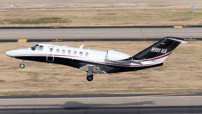 N181KA - Cessna 525B CitationJet 3 - Private