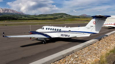 N578KA - Beechcraft B300 King Air 350i - Nolinor Aviation