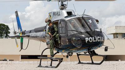 PR-HLL - Helibrás AS-350B2 Esquilo - Brazil - Military Police