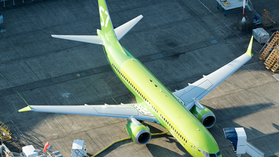 VP-BXG - Boeing 737-8 MAX - S7 Airlines