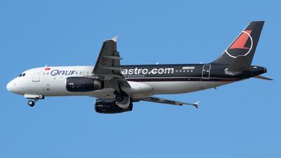 TC-ODC - Airbus A320-233 - Onur Air