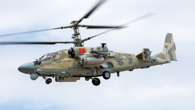 RF-13428 - Kamov Ka-52 Alligator - Russia - Air Force