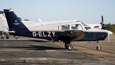 G-ELZY - Piper PA-28-161 Warrior II - Synergy Aviation