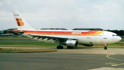 EC-EON - Airbus A300B4-203 - Iberia