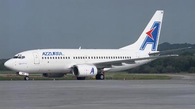 D-AGEZ - Boeing 737-73S - Azzurra Air