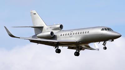 N504ST - Dassault Falcon 900B - Private