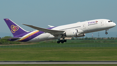 HS-TQC - Boeing 787-8 Dreamliner - Thai Airways International