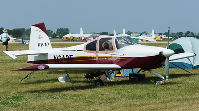 N312F - Vans RV-10 - Private