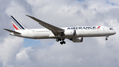 A picture of FHRBH - Boeing 7879 Dreamliner - Air France - © SN7756