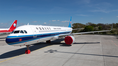 D-AVYC - Airbus A321-253NX - China Southern Airlines