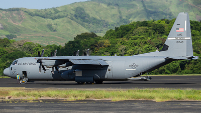 11-5740 - Lockheed Martin C-130J-30 Hercules - United States - US Air Force (USAF)