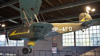 SP-AFO - Bücker 131B Jungmann - Private
