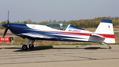 RA-2200G - Extra 330LX - Private