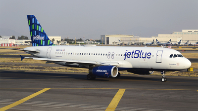 N657JB - Airbus A320-232 - jetBlue Airways