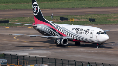 B-2598 - Boeing 737-3J6 - SF Airlines