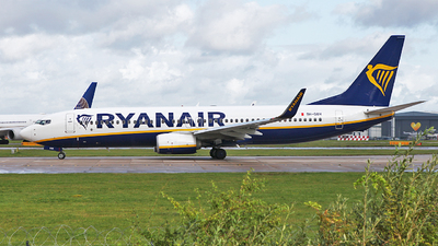 9H-QAH - Boeing 737-8AS - Ryanair (Malta Air)