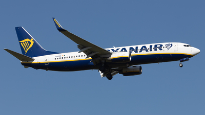 A picture of EIENO - Boeing 7378AS - Ryanair - © PM