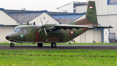 A-2103 - CASA C-212-200 Aviocar - Indonesia - Air Force