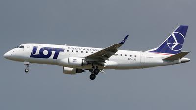 SP-LIC - Embraer 170-200STD - LOT Polish Airlines