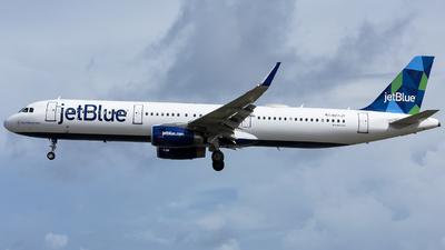 A picture of N971JT - Airbus A321231 - JetBlue Airways - © Ché Stuart