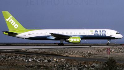 G-FCLF - Boeing 757-28A - JMC Air